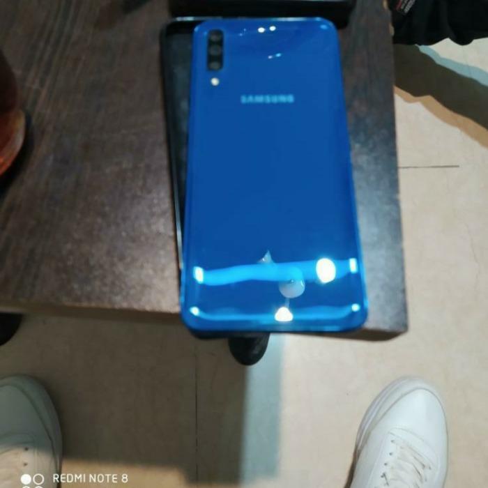 گوشی کارکرده samsung a50