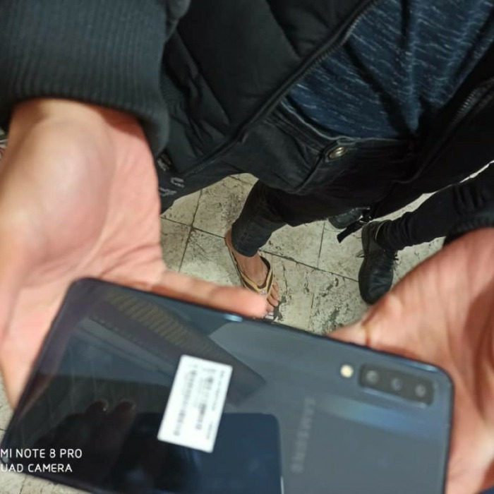 گوشی موبایل سامسونگ A750