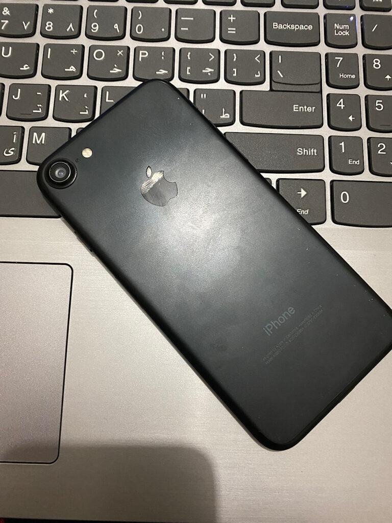 گوشی ایفون 7 کارکرده