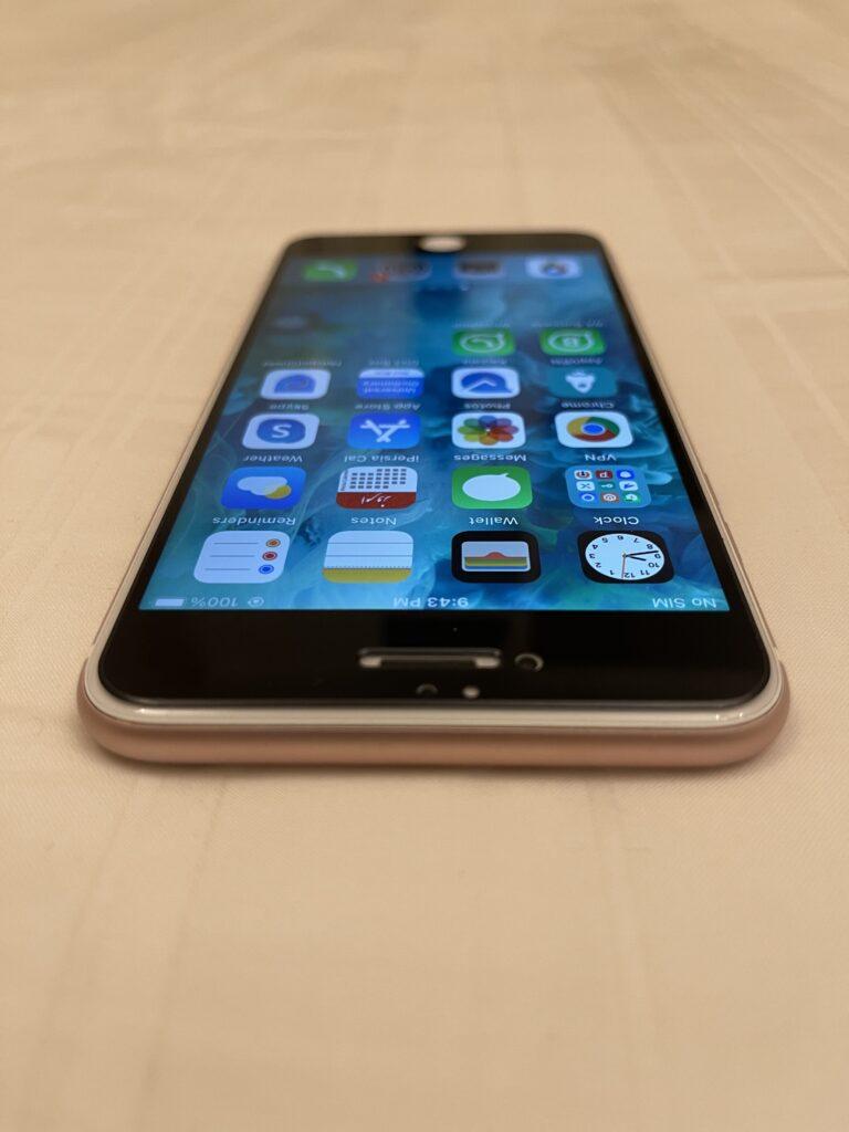 موبایل آیفون مدل سیکس اس پلاس ۱۲۸ گیگ iphone 6S plus 128  gig کارکرده