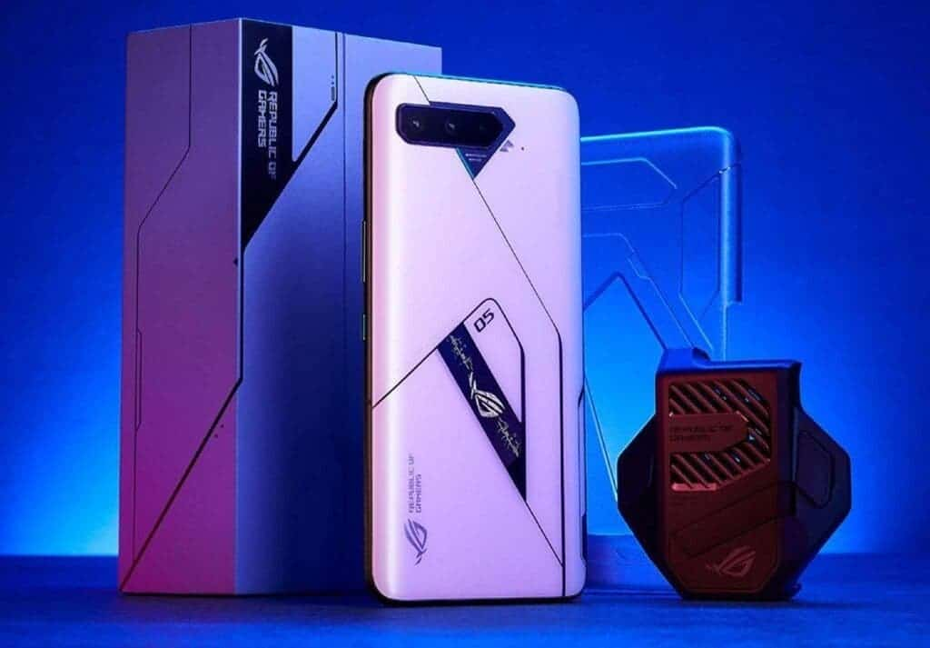 گوشی Asus ROG Phone 5s