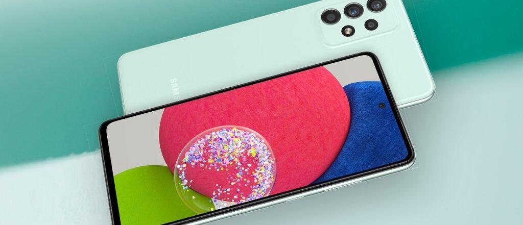 گوشی Samsung Galaxy A52s 5G