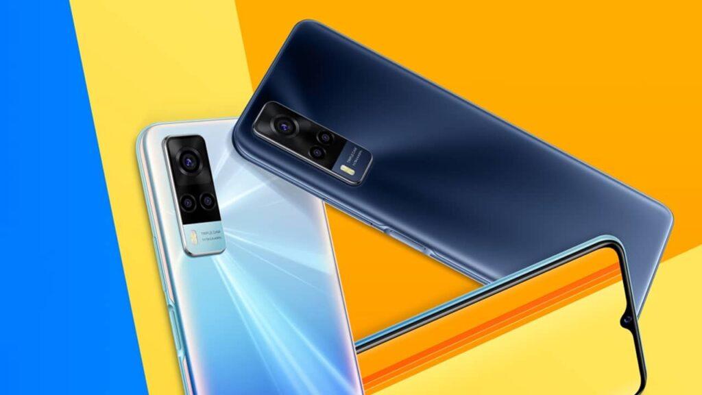 گوشی Vivo Y53s 4G ویوو وای53 اس
