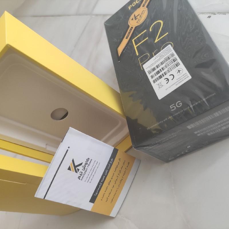 Poco f2 pro 128 ram6 کارکرده