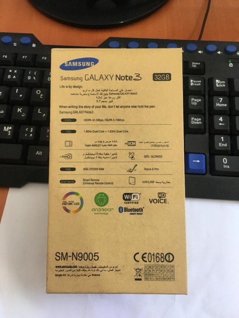 سامسونگ Note 3