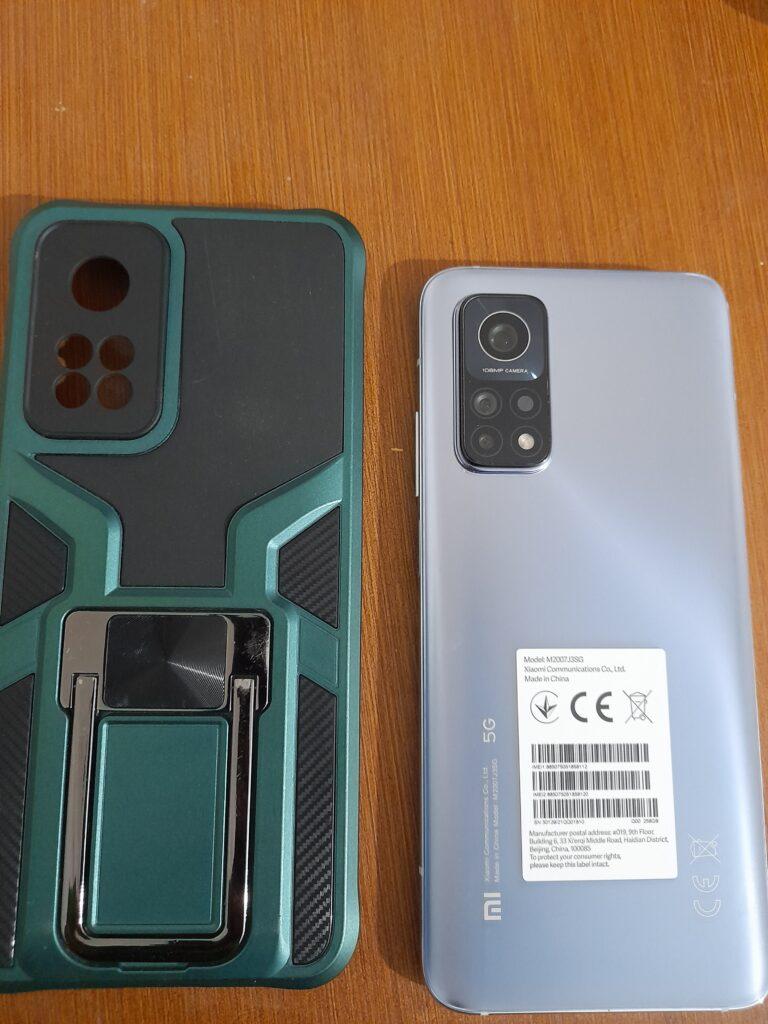 فروش گوشی mi10t pro 256g نقره ای کارکرده