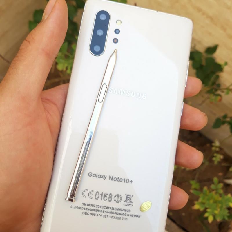 گوشی سامسونگ  Note 10  + قلم واقعی (های کپی ،5G ) کارکرده