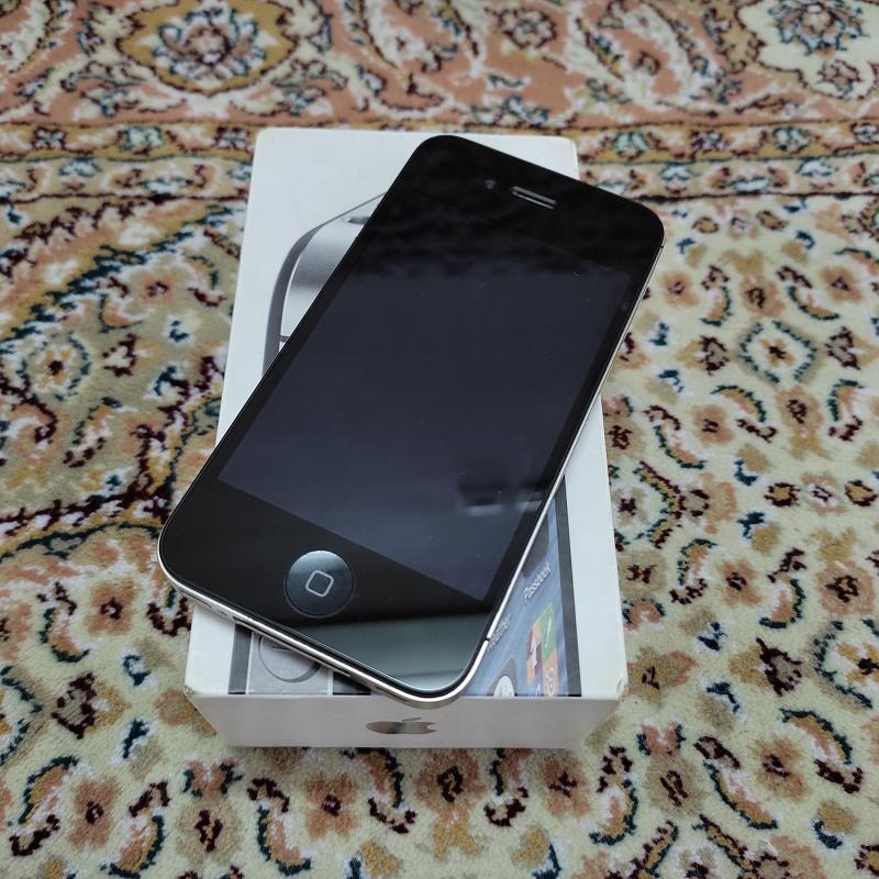 آیفون 4S با iOS 6 کارکرده