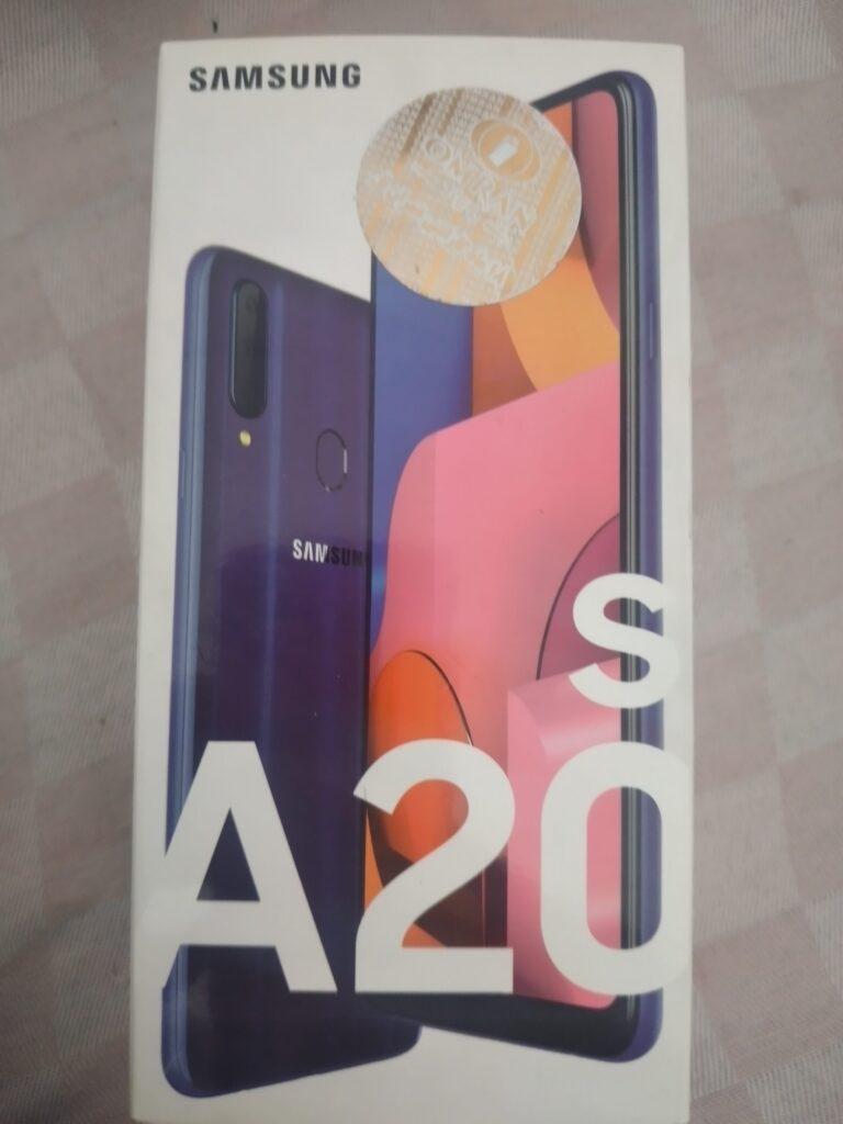 Samsung Galaxy A20s 32 GB RAM 3