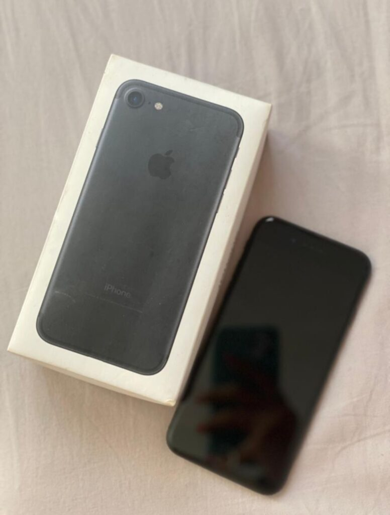 ایفون ۷ ،۳۲ گیگ مشکی ، مدل ۱۷۷۸