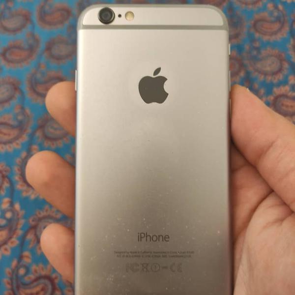 اپل iPhone 6 با حافظهٔ ۱۲۸ گیگابایت کارکرده