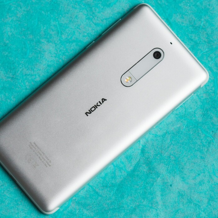 نوکیا 8 – ظرفیت 64 گیگابایت و رم 4 GB ، رنگ نقره ای کارکرده
