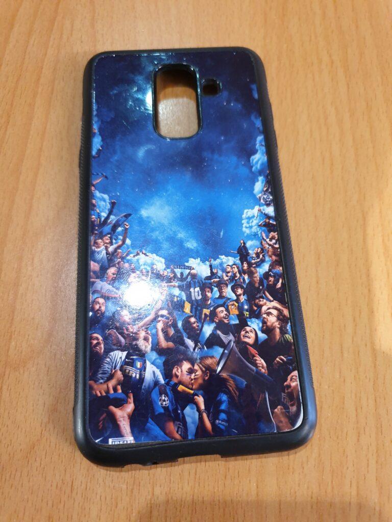 گوشی A6 plus بسیار تمیز به همراه اشانتیون کارکرده