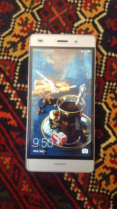 گوشی Huawei p8 lite کارکرده