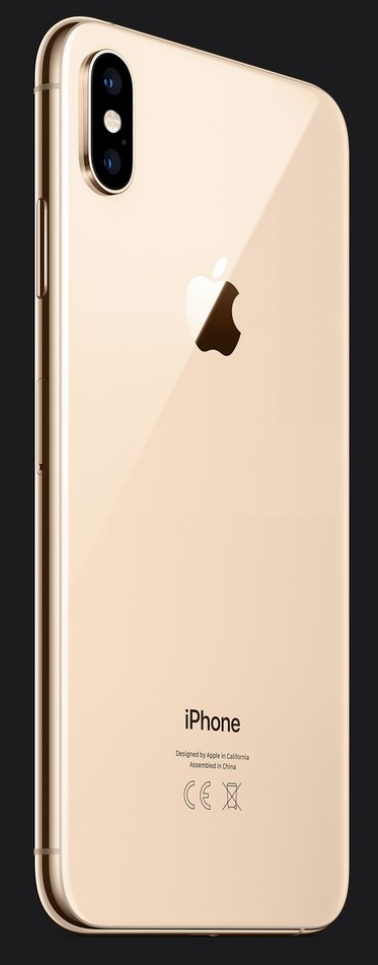 iphone XS Max-512 Gold