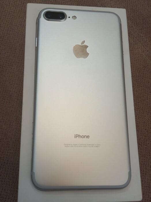 اپل 7 plus کارکرده