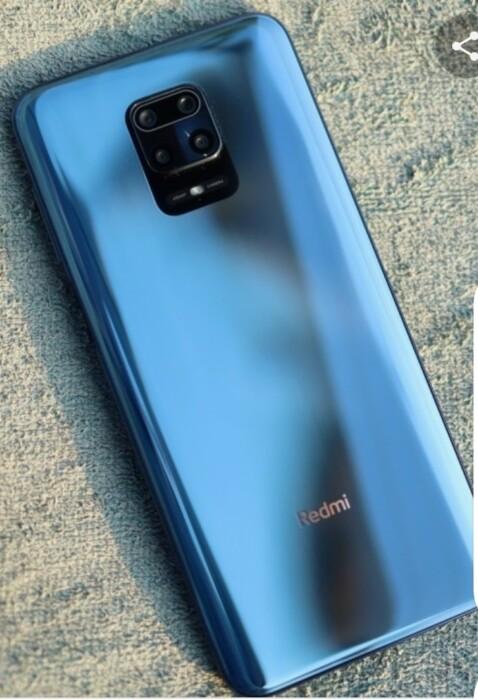 گوشی شیایومی نوت 9 پرو کارکرده بسیار تمیز