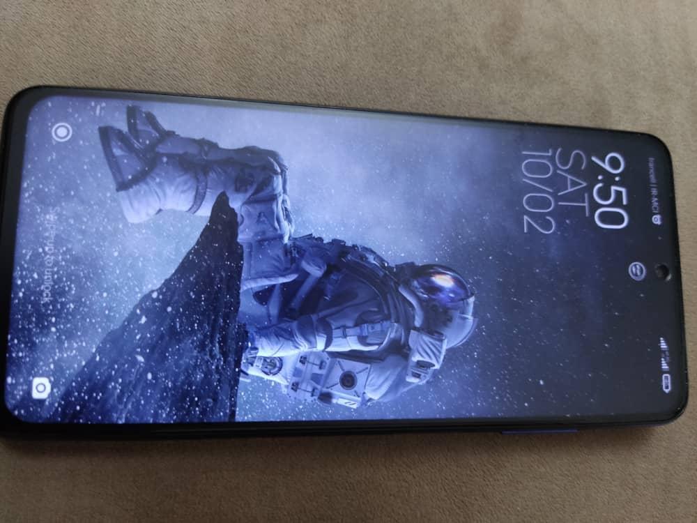 گوشی POCO X3 NFC درحد نو کارکرده